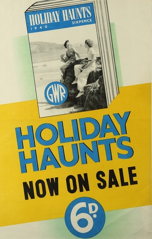 HOLIDAY HAUNTS 1940